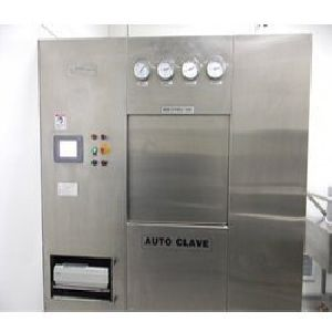Horizontal Sliding Steam Door Sterilizer