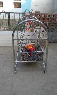 Stainless Steel Cradle 02