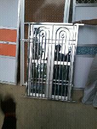 Stainless Steel Window 02