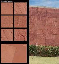 Agra Red Paving Sandstone