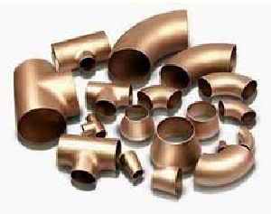Nickel & Copper Alloy Buttweld Fittings 01