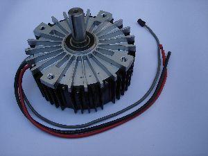 200W 3000 RPM 24VDC BLDC Motors