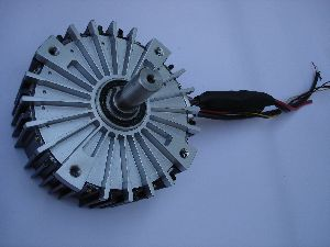 400W Brushless DC Motors 1500 RPM 24V