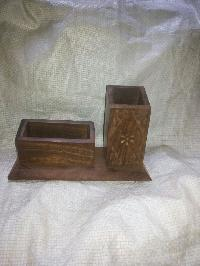 pen holder and card holder
