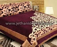 Velvet Bed Sheet 02