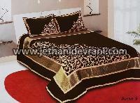 Velvet Bed Sheet 04