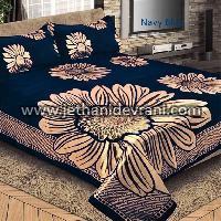 Velvet Bed Sheet 05