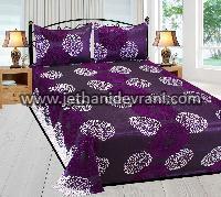 Velvet Bed Sheet 08