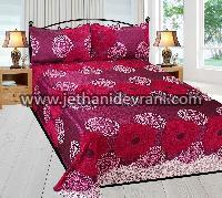 Velvet Bed Sheet 11