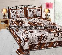 Velvet Bed Sheet 12