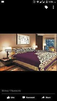 Velvet Bed Sheet 13