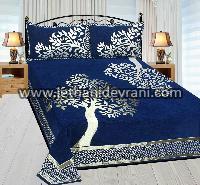 Velvet Bed Sheet 14