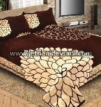 Velvet Bed Sheet 16