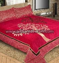 Velvet Bed Sheet 17