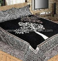 Velvet Bed Sheet 19
