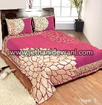 Velvet Bed Sheet 24