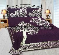 Velvet Bed Sheet 26