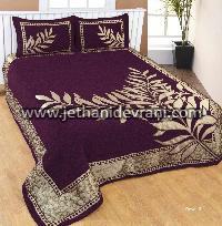 Velvet Bed Sheet 29