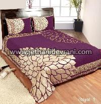 Velvet Bed Sheet 30