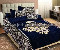Velvet Bed Sheet 33
