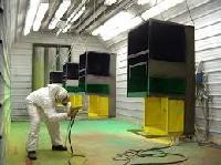 Powder Coating Fabrication Service 02