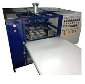Thermocol Paper Plate Machine