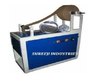 Single Paper Fully Automatic Single Die Dona Making Machine