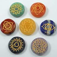 Seven Chakra Reiki Stone Sets