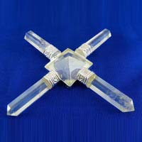 Crystal Pencils Pyramid Energy Generator