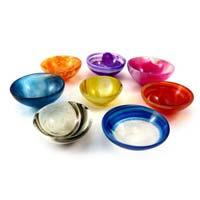 Gemstone Bowls