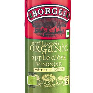 Borges Unfiltered Organic Apple Cider Vinegar 05