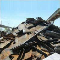 heavy metal steel scrap
