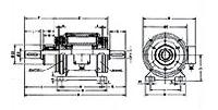 Shaft Clutch Brake Unit