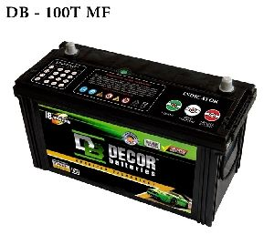 DB-100T MF Heavy Commercial Vehicle Battery