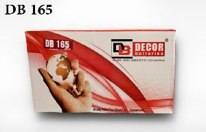 DB-165 Flat Plate Inverter Battery