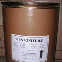BP Grade Bentonite Powder