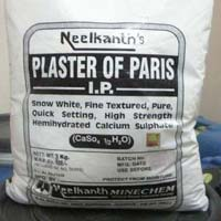 Plaster of Paris  I.P