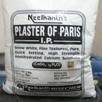 Plaster of Paris  I.P