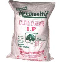 IP Calcium Carbonate Powder