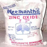 Zinc Oxide IP Powder
