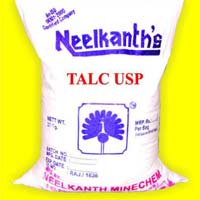 USP Grade Talc Powder
