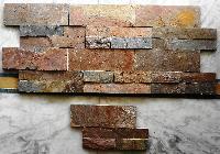 Copper Interlock Panel 20 x 30 Cm