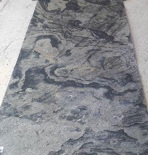 Silver Green Stone Veneer