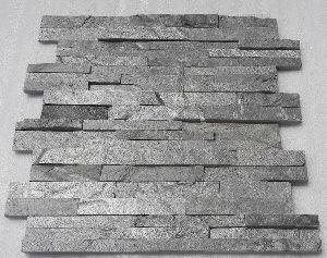Silver Grey Interlock Panel 15 x 60 Cm