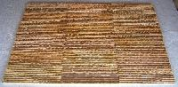 Teak 10 x 30 Cm Rippled