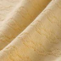 Cotton Knitted Pointelle Fabric