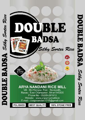 Double Badsa Silky Sortex Rice 02