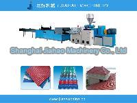 PVC Roofing Sheet Production Line