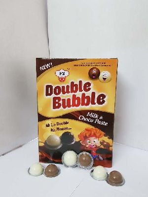Double Bubble Milk & Choco Paste