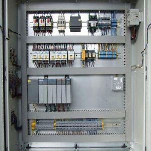 Programmable Logic Controller (PLC) Control